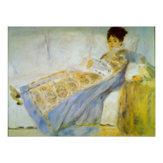 Le Figaro by Pierre Renoir Posters