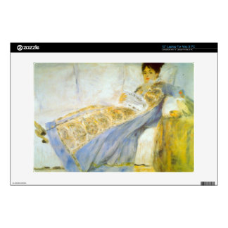 "Le Figaro by Pierre Renoir 13"" Laptop Decal"