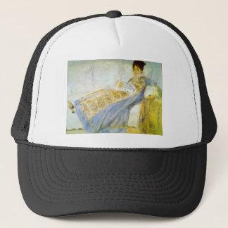 Le Figaro by Pierre Renoir Trucker Hat