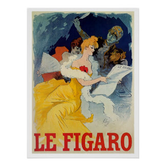 Le Figaro Poster