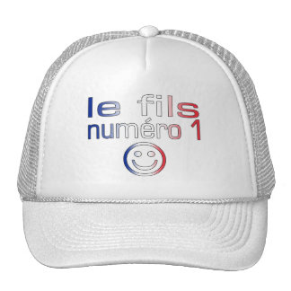 Le fils Numéro 1 - Number 1 Son in French Trucker Hat