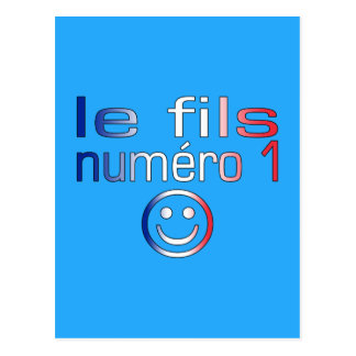 Le fils Numéro 1 - Number 1 Son in French Postcard