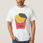 Le French Fries from France Tee Shirt