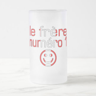 Le Frère Numéro 1 - Number 1 Brother in Canadian Coffee Mug
