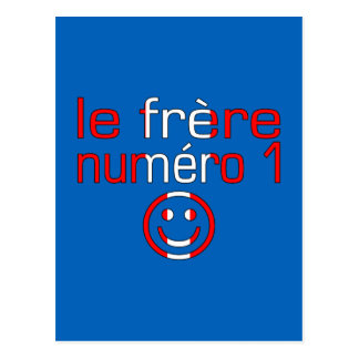 Le Frère Numéro 1 - Number 1 Brother in Canadian Postcard
