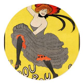 Le Frou Frou 20', Journal Humoristique Card