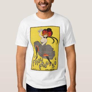Le Frou Frou 20', Journal Humoristique T Shirt
