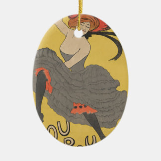 Le Frou Frou Ceramic Ornament
