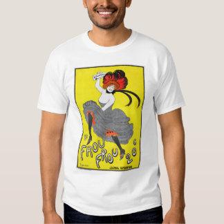 Le Frou Frou Journal Humoristique Shirt