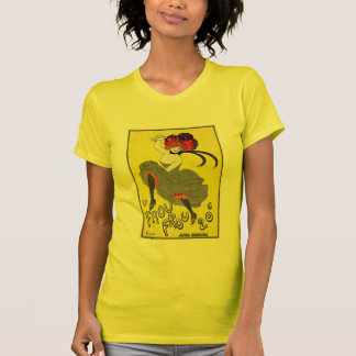 Le Frou Frou Journal Humoristique Tee Shirt