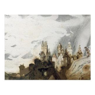 Le Gai Chateau Postcard