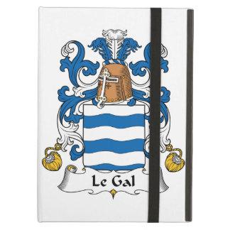 Le Gal Family Crest iPad Folio Case