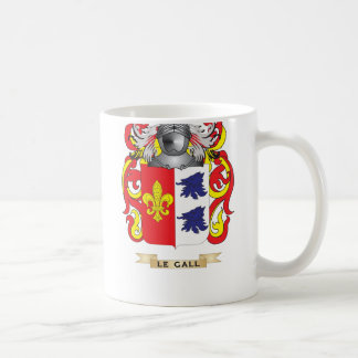 Le-Gall Coat of Arms (Family Crest) Coffee Mug