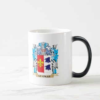 Le-Galle Coat of Arms - Family Crest Mugs