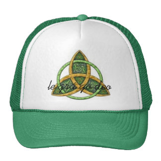 le grá go deo trucker hat