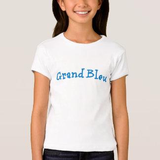 le Grand Bleu Poleras