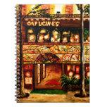Le Grand Cafe Capucines en París Francia Libreta