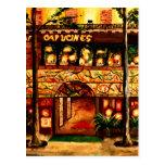 Le Grand Cafe Capucines en París Francia Postal