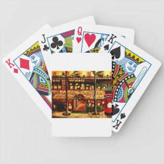 Le Grand Cafe Capucines In Paris France Bicycle Playing Cards