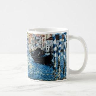 Le Grand Canal à Venise - Edouard Manet Classic White Coffee Mug