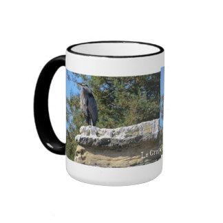 Le Grande Heron Taza De Café