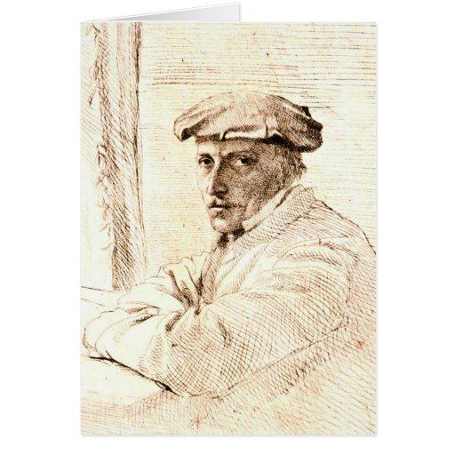 Le Graveur 1856 Card