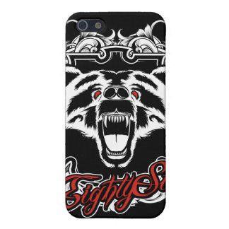 Le Grizzly Cover For iPhone 5