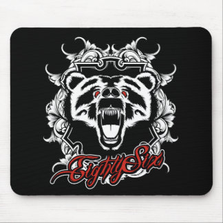 Le Grizzly Mouse Pad