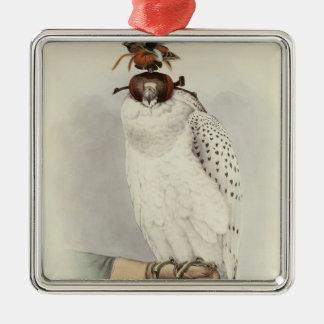 Le Groenlandais, Faucon Blanc Mue, from 'Traite de Metal Ornament