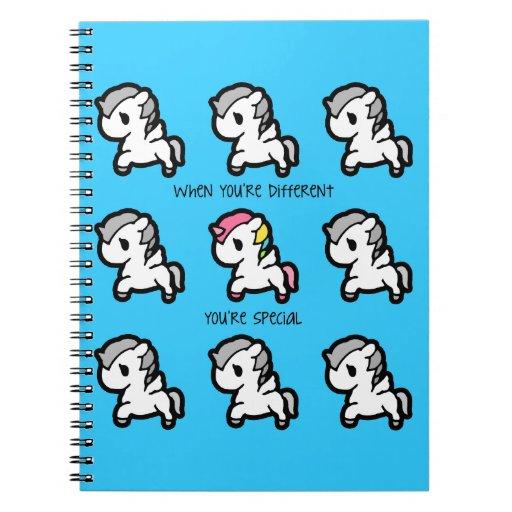 Le hace diverso cuaderno