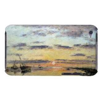 Le Havre, 1889 (aceite en lona) Funda Para iPod