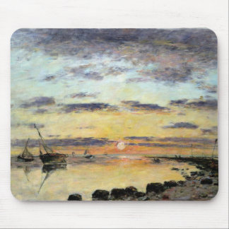 Le Havre, 1889 (oil on canvas) Mouse Pad