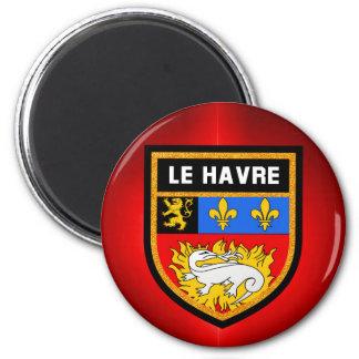 Le Havre Flag Magnet