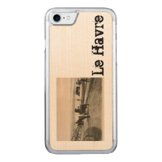 LE HAVRE - Sainte Adresse - Boulevard Felix Foure Carved iPhone 7 Case