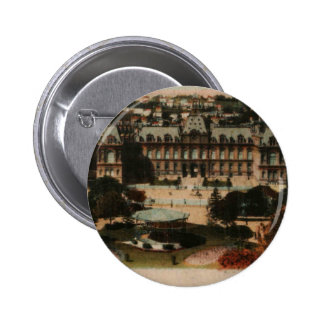 Le Havre -  Town Hall and gardens Pin