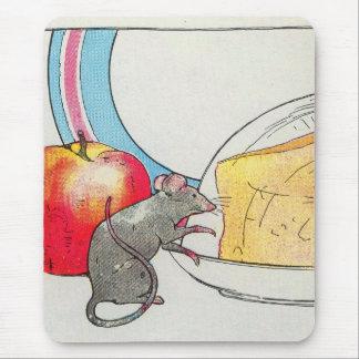 Le he visto, pequeño ratón alfombrilla de ratones