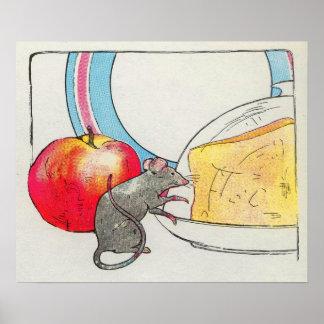 Le he visto, pequeño ratón poster