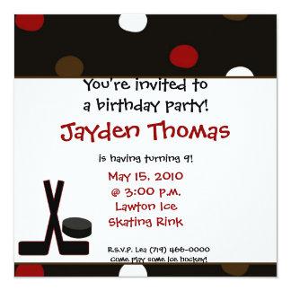 ¡Le invitan a una fiesta de cumpleaños! , Hai… Comunicados Personales