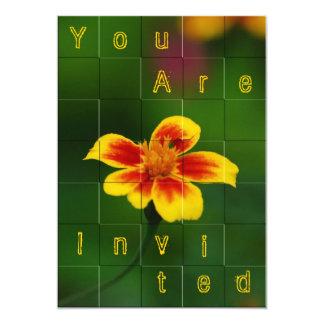 Le invitan invitación 12,7 x 17,8 cm