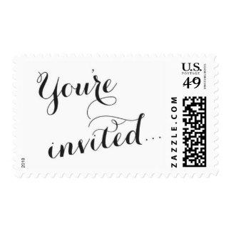 Le invitan… envio