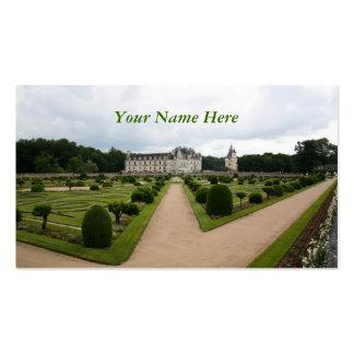 Le Jardin de Diane Business Card
