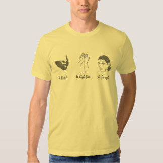 Le Jetski, Le High Five, Le Daryl T-shirt