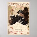 Le Journal Des Ventes Poster