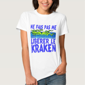 Le Kraken Tee Shirt