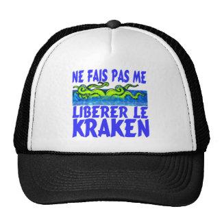 Le Kraken Trucker Hat