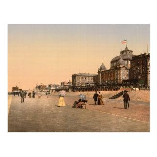Le Kursaal, les hotels & la terrasse, Scheveningen Postcard