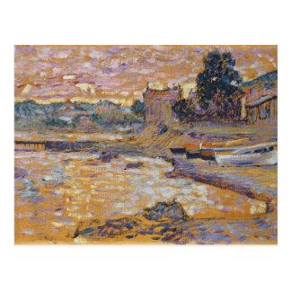 Le Lavandou, c.1908-09 (oil on canvas) Post Card