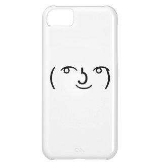 Le Lenny Face Funda Para iPhone 5C