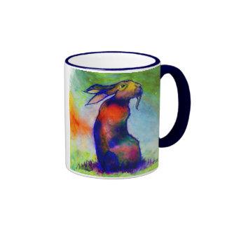 -Le Lièvre Sauvage- Mug