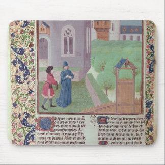 'Le Livre des Prouffitz Champestres' by Mousepads